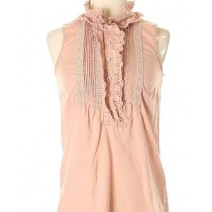 J.Crew new without tag sleeveless top,